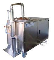 Дистиллятор DRAGO PRO для дистилляции в потоке пара свежего или сухого продукта (листья, корни, цветы) 150 л