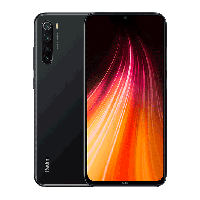 Redmi Note 8 4/128GB Black, фото 1