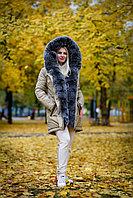 Парка женская зимняя