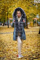 Куртка парка женская зимняя