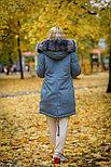 Куртка парка женская зимняя, фото 3