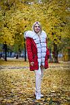Меховая зимняя парка с капюшоном, фото 4