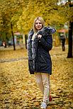 Зимняя женская парка с мехом натурального песца, фото 5