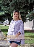 Норковый свитер из натурального меха, фото 2