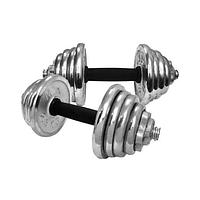 Набор гантелей york fitness gyf15 20 кг