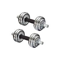 Гантель york fitness 7.5 кг 2 предмета