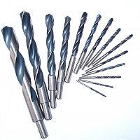 Сверла ц/х 0,2; ц/х 0,3, ц/х 0,4, ц/х 0,5,  ц/х 0,6, ц/х 0,7 мм по металлу Р6М5