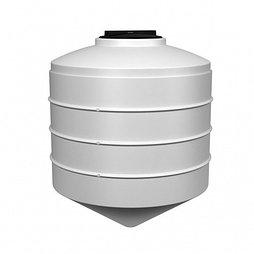 Емкость ФМ 500 с крышкой с дыхательным клапаном белый