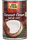 Кокосовые сливки Real Thai, 400 мл