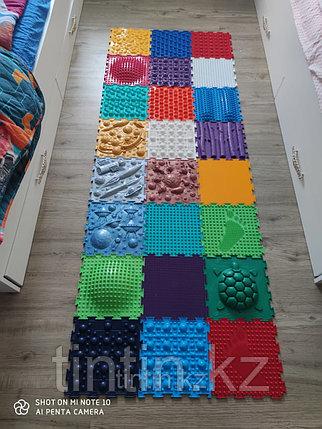 Модульный массажный коврик ОРТОДОН  Набор №24 Ассорти для всей семьи, фото 2