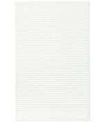 АЛЬСТЕРН Коврик для ванной, белый, 50x80 см