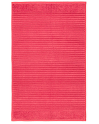 АЛЬСТЕРН Коврик для ванной, светло-красный, 50x80 см