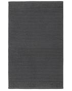 АЛЬСТЕРН Коврик для ванной,  темно-серый, 50x80 см