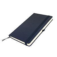 Бизнес-блокнот GLORI, A5, темно-синий, твердая обложка, в линейку, Темно-синий, -, 21220 26