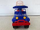 Машинка Толокар Jeep, Джип, фото 4