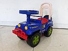 Машинка Толокар Jeep, Джип, фото 3