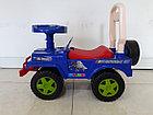 Машинка Толокар Jeep, Джип, фото 2
