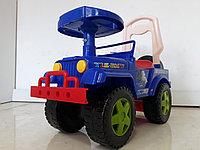 Машинка Толокар Jeep. Джип. Kaspi RED. Рассрочка.