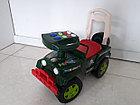 Толокар каталка для ребенка Джип. Kaspi RED. Рассрочка., фото 4