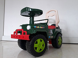 Толокар каталка для ребенка Джип