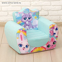 Мягкая игрушка «Кресло: Котята»