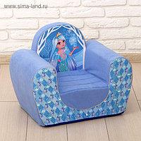 Мягкая игрушка «Кресло: Снежная принцесса»