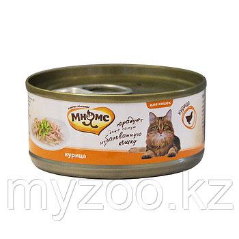 Мнямс консервы Курица в нежном желе для кошек - 70 гр