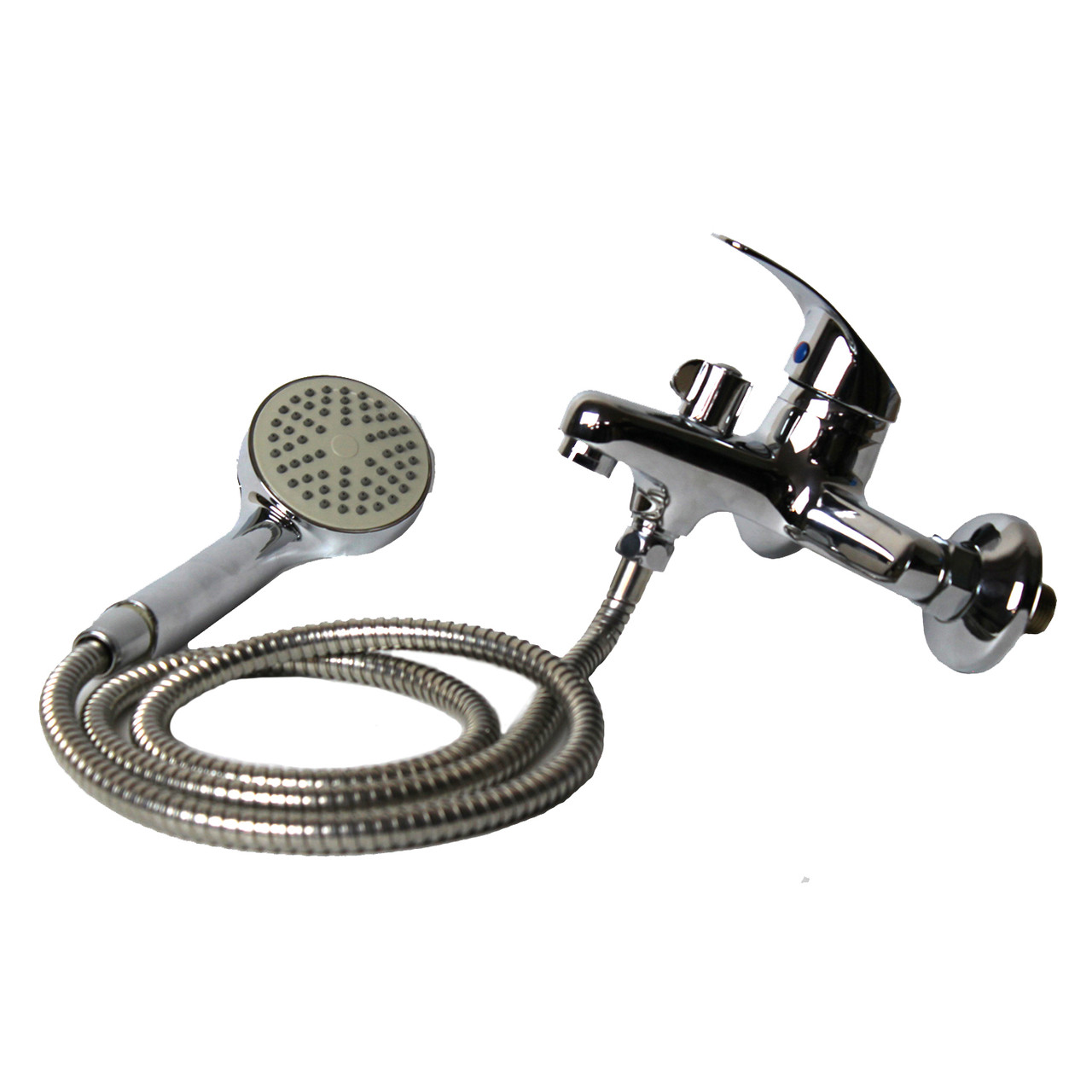 Смеситель настенный для душа/ванны с коротким гусаком GLORIA GL352