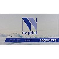 106R02778 Тонер-картридж Xerox Phaser 3052/3260 WC3215/3225 3k Vprint