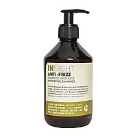 Шампунь INSIGHT ANTI-FRIZZ для непослушных волос увлажняющий 400 мл №53482