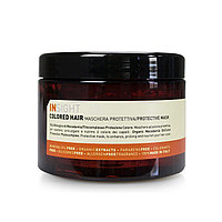 Маска INSIGHT COLORED HAIR для окрашенных волос защитная 500 мл №50203