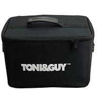 Кейс-сумка для парикмахера Tony & Guy XZ-12/1602 матерчатая/черная (c) №74344(2)