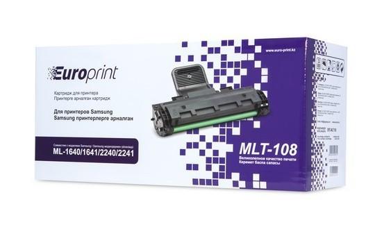 Картридж Europrint EPC-MLT108 (Black, 2000 стр)