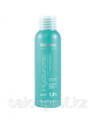 Оксидант HYALURONIC KAPOUS 1,5% 150 мл №55961