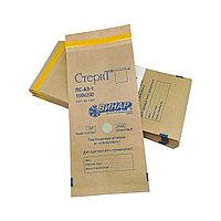Крафт-пакет Стерит 100 х 200 мм (100 шт.) №76911