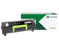 Лазерный картридж Lexmark 51B5H00 (Black, 5000 стр) +Чип!