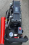Воздушный бесшумный компрессор ТAC 24L ( 210л/м), фото 4