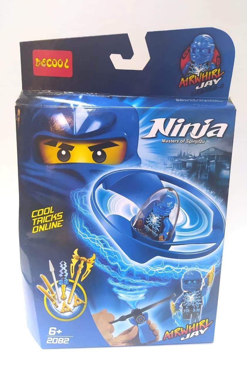 "Decool Ninja 2082 Конструктор ""Кружитсу Джей"" (Аналог LEGO)"
