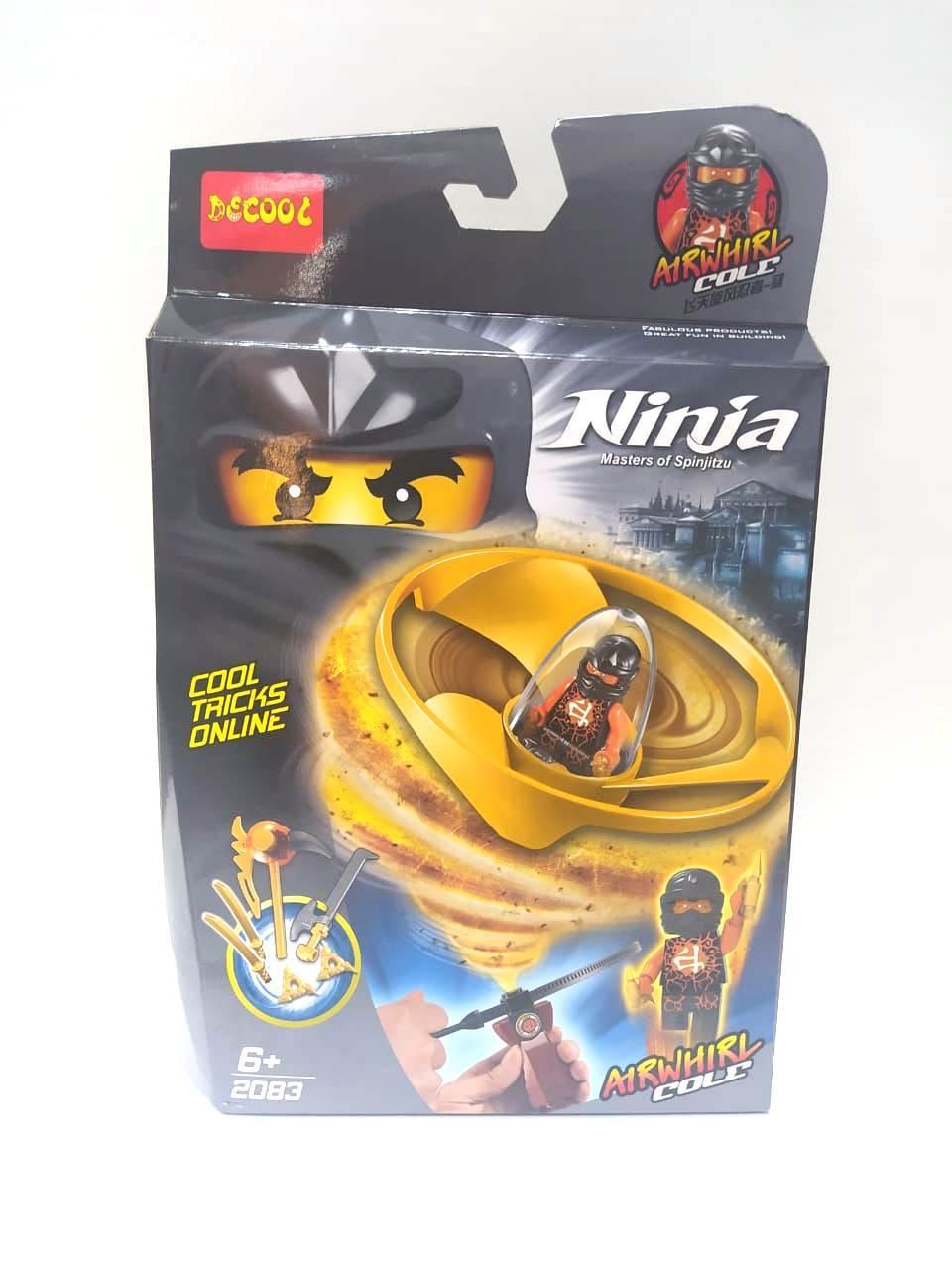 "Decool Ninja 2083 Конструктор ""Кружитсу Коул"" (Аналог LEGO)"