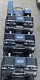 ТЕН 4,5квт, 100л, 600л/мин, бесшумный, езмасленный, воздушный компрессор, фото 3