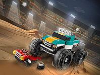 LEGO Creator 31101 Монстр-трак, конструктор ЛЕГО