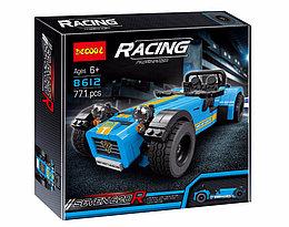 """Decool Racing Pacemaker 8612 Конструктор """"Гоночный автомобиль SEVEN 620R"""" (Аналог LEGO)"""