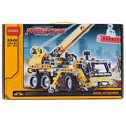 """Decool King Streerer 3349 Конструктор """"Автокран"""" (Аналог LEGO)"""