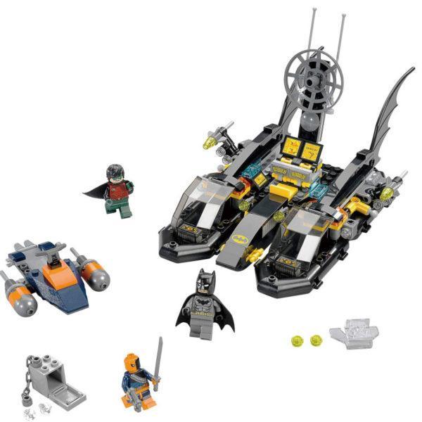 """Decool Super Heroes 7113 Конструктор """"Бэтмен против Мстителей"""" (Аналог LEGO) - фото 2"""