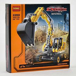 "Decool King Streerer 3359 Конструктор ""Экскаватор"" (Аналог LEGO)"