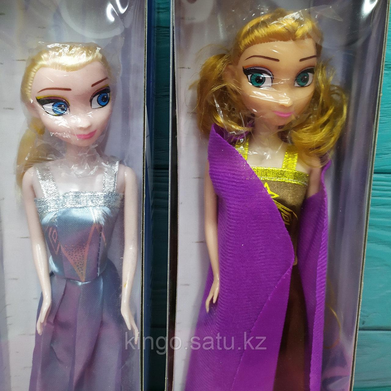 Кукла Холодное сердце - Эльза и Анна