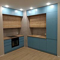 Кухонные гарнитуры на заказ безручек, фото 1