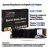 SSD M.2 NVMe 1000GB AFOX ME300 Intel