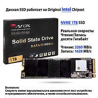 SSD M.2 NVMe 1000GB AFOX ME300 Intel, фото 1
