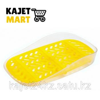 Подставка для моющего средства и губки Тео (лимон)